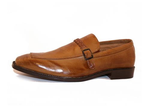 Non Slip Dress Shoes Wide Brown