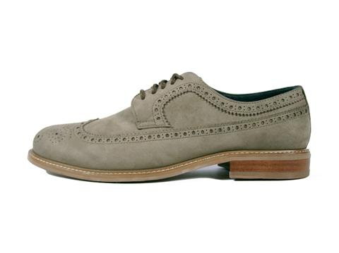 c0a1bbc21b4 Vegan Shoes   Bags  The Longwing Oxford by Brave GentleMan in Taupe