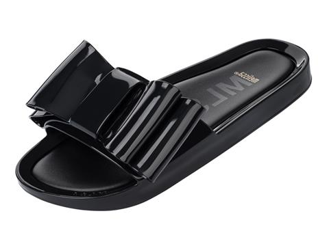 a12dbc06e8fb Vegan Shoes   Bags  Beach Slide Bow by Melissa