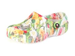 Butterfly Gators - Kids Vegan Clogs