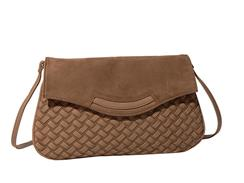 Nolan Clutch/Shoulder Bag by Big Buddha