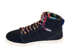 SheRah Hi-Top Sneaker by TigerBear Republik
