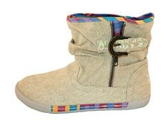 Skeet Canvas Bootie by TigerBear Republik