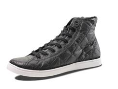 Next Day Hi Quilted Men's Sneaker by Unstitched