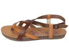 Granola Strappy Sandal by Blowfish