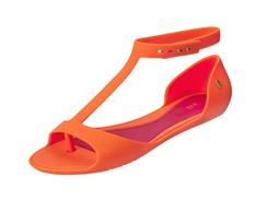 Optical Sandal by Melissa