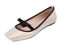 Ballet Bow Flat by Melissa