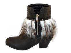 Frida Statement Boot by Cri de Coeur