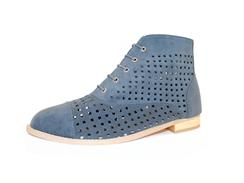 Darcy Zip-Up Summer Bootie by BHAVA