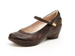 Melrose Comfort Mary-Jane Wedge by JBU
