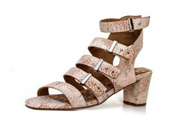 Oasis Cork Strappy Sandal by BHAVA