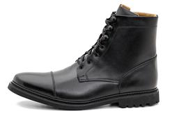 Men's Work Boot-Vegan Leather by Ahimsa