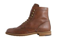 Brogue Men's Boots by FAIR