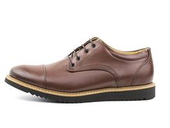 Victor Vegan Leather Casual Oxford by Ahimsa