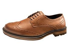 City Wingtip Brogue Oxford by Will's