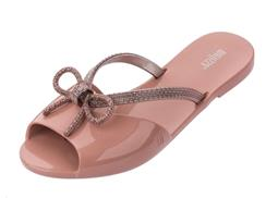 Ela Chrome Sandals by Melissa