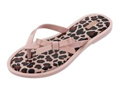 Flip Flop Animal Print by Melissa