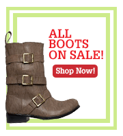 Vegan Boots on Sale now!